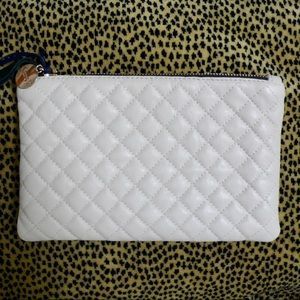 Quilted Clare V. Mini Bag NWT